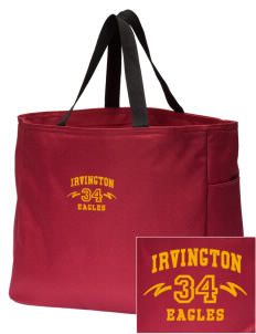 Irvington Elementary School Eagles Embroidered Essential Tote