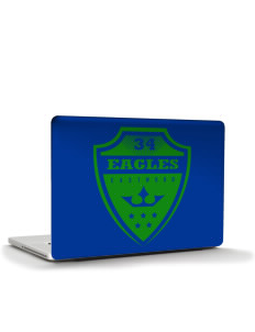 "Eastwood Elementary School Eagles Apple MacBook Pro 17"" & PowerBook 17"" Skin"