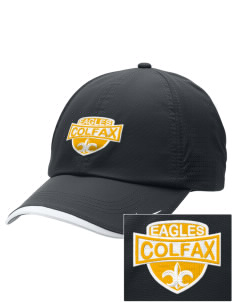 Colfax Elementary School Eagles Embroidered Nike Dri-FIT Swoosh Perforated Cap