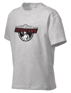 Shannock Valley High Spartans Kid's Essential T-Shirt