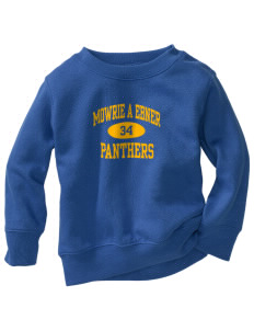 Mowrie A Ebner Elementary School Panthers Toddler Crewneck Sweatshirt