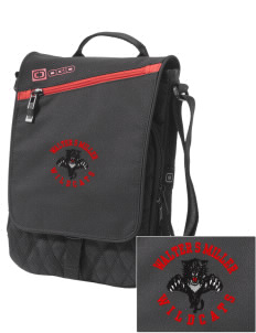 Walter S Miller Elementary School Wildcats Embroidered OGIO Module Sleeve for Tablets