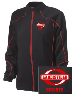 Landisville Intermediate Center Knights Embroidered Russell Women's Full Zip Jacket