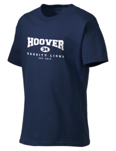 Hoover Elementary School Lions Kid's Lightweight T-Shirt