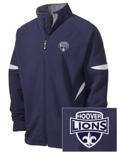 Hoover Elementary School Lions Holloway Embroidered Men's Radius Zip Front Jacket