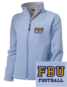 Football University Seattle Football Embroidered Women's Soft Shell Jacket