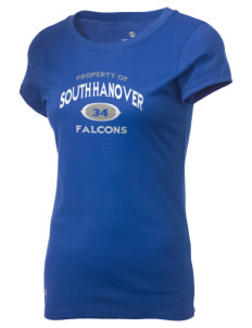 South Hanover Elementary School Falcons Holloway Women's Groove T-Shirt