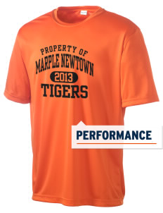 Marple Newtown High School Tigers Men's Competitor Performance T-Shirt