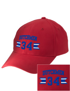 South Saint Marys Elementary School Dutchmen Embroidered Low-Profile Cap