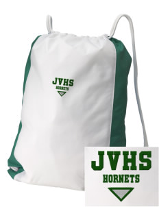 Juniata Valley High School Hornets Embroidered Holloway Home and Away Cinch Bag