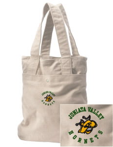 Juniata Valley High School Hornets Embroidered Alternative The Berkeley Tote