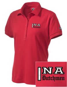 North Annville Elementary School Dutchmen Embroidered OGIO Women's Jewel Polo