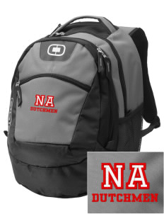 North Annville Elementary School Dutchmen Embroidered OGIO Rogue Backpack