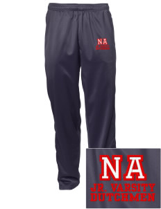 North Annville Elementary School Dutchmen Embroidered Men's Tricot Track Pants