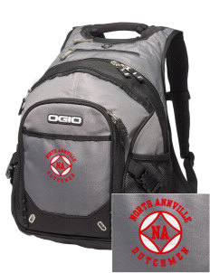 North Annville Elementary School Dutchmen Embroidered OGIO Fugitive Backpack