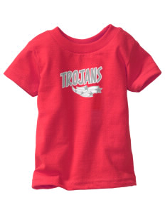 Parkland High School Trojans  Toddler Jersey T-Shirt