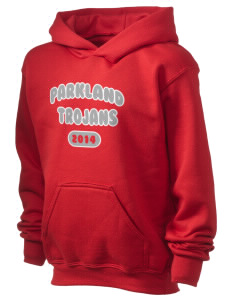 Parkland High School Trojans Holloway Kid's 50/50 Hooded Sweatshirt