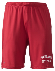 "Parkland High School Trojans Holloway Men's Performance Shorts, with pockets, 9"" Inseam"