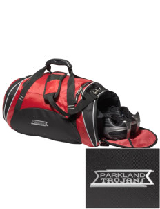 Parkland High School Trojans Embroidered OGIO Crunch Duffel Bag