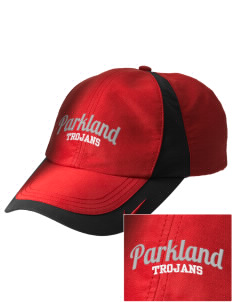 Parkland High School Trojans Embroidered Nike Golf Colorblock Cap