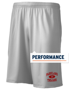 "Parkland High School Trojans Holloway Men's Performance Shorts, 9"" Inseam"