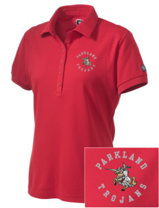 Parkland High School Trojans Embroidered OGIO Women's Jewel Polo