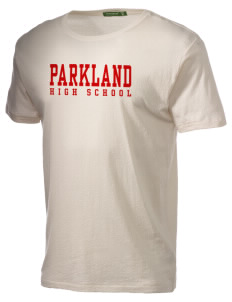 Parkland High School Trojans Alternative Men's Organic Crew T-Shirt