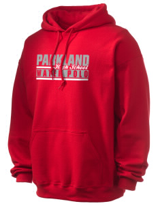 Parkland High School Trojans Men's Ultra Blend 50/50 Hooded Sweatshirt