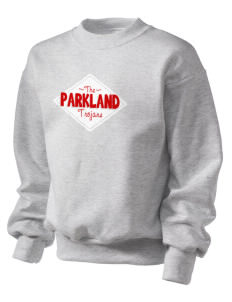 Parkland High School Trojans Kid's Crewneck Sweatshirt