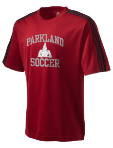 Parkland High School Trojans adidas Men's ClimaLite T-Shirt