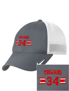 Parkland High School Trojans Embroidered Nike Golf Mesh Back Cap