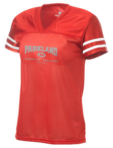 Parkland High School Trojans Holloway Fame Juniors Replica Jersey