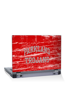 "Parkland High School Trojans 15"" Laptop Skin"