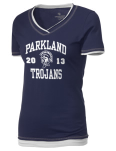 Parkland High School Trojans Holloway Women's Dream T-Shirt