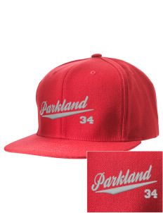 Parkland High School Trojans Embroidered D-Series Cap