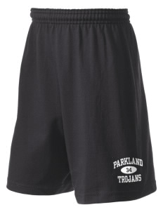 Parkland High School Trojans  Russell Kid's Cotton Short