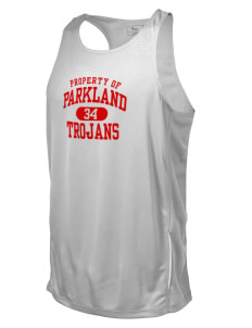 Parkland High School Trojans Men's New Balance Tempo Running Singlet