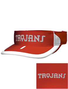 Parkland High School Trojans Embroidered M2 Sideline Adjustable Visor