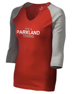 Parkland High School Trojans Holloway Juniors Shine T-Shirt