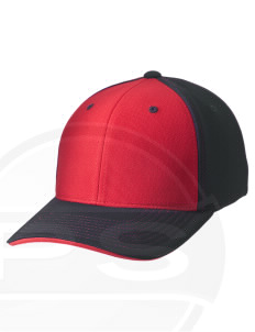 Parkland High School Trojans Embroidered M2 Contrast Cap with Puffy 3D Designs