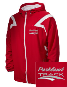Parkland High School Trojans Embroidered Holloway Men's Strato Jacket