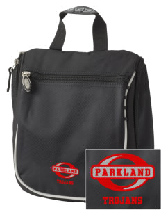 Parkland High School Trojans Embroidered OGIO Doppler Toiletry Bag