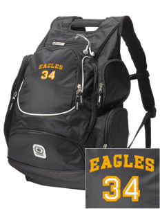 Hillview Intermediate Center Eagles  Embroidered OGIO Bounty Hunter Backpack