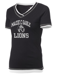 Mazie C Gable Elementary School Lions Holloway Women's Dream T-Shirt
