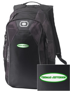 Thomas Jefferson Elementary School Jaguars Embroidered OGIO Marshall Backpack