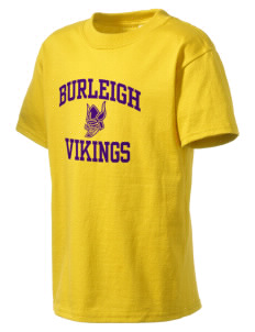 Burleigh Elementary School Vikings Kid's Essential T-Shirt