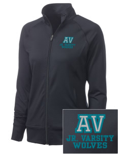 Alta Vista Elementary School Wolves Women's NRG Fitness Jacket