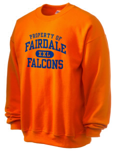Fairdale Elementary School Falcons Ultra Blend 50/50 Crewneck Sweatshirt