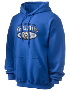Fairdale Elementary School Falcons Ultra Blend 50/50 Hooded Sweatshirt