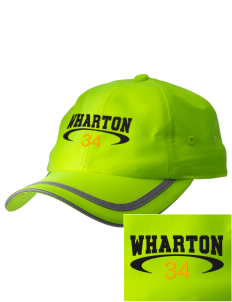 Wharton Elementary School Eagles  Embroidered Safety Cap
